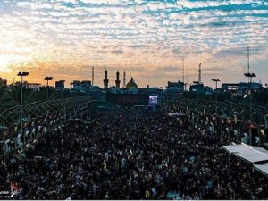 Imam Hussain (fvmh) og slaget ved Karbala